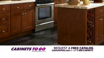 Cabinets To Go TV Spot, 'Passing the Savings Onto You' - Thumbnail 3
