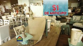 Ashley Furniture Homestore TV Spot, 'Día de Los Veteranos' [Spanish] - Thumbnail 6