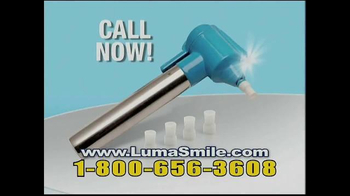 Luma Smile TV Spot, 'Whiten Your Smile' - Thumbnail 9