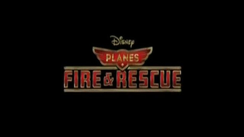 Planes: Fire & Rescue U-Command Dusty & Blade Ranger TV Spot, 'Rescue!' - Thumbnail 1