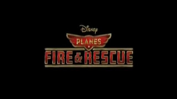 Planes: Fire & Rescue U-Command Dusty & Blade Ranger TV Spot, 'Rescue!' - Thumbnail 2