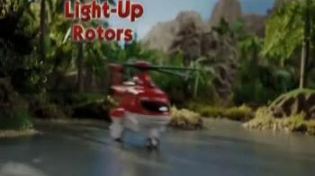 Planes: Fire & Rescue U-Command Dusty & Blade Ranger TV Spot, 'Rescue!' - Thumbnail 7