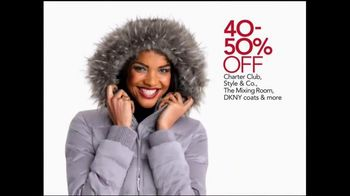 Macy's Holiday Preview Sale TV Spot, 'Save Storewide' - Thumbnail 3