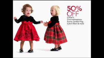 Macy's Holiday Preview Sale TV Spot, 'Save Storewide' - Thumbnail 7