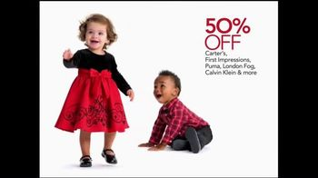 Macy's Holiday Preview Sale TV Spot, 'Save Storewide' - Thumbnail 8