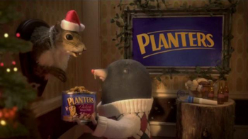 Planters TV Spot, 'Mr. Peanut Throws a Holiday Party' [Spanish] - Thumbnail 10