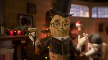 Planters TV Spot, 'Mr. Peanut Throws a Holiday Party' [Spanish] - Thumbnail 2