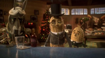 Planters TV Spot, 'Mr. Peanut Throws a Holiday Party' [Spanish] - Thumbnail 4