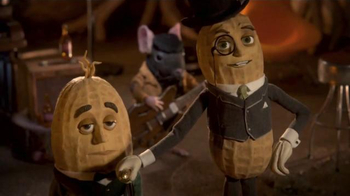 Planters TV Spot, 'Mr. Peanut Throws a Holiday Party' [Spanish] - Thumbnail 7
