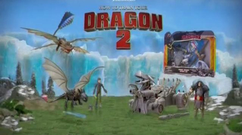 How To Train Your Dragon 2 Power Dragon Attack Set TV Spot, 'Rescue' - Thumbnail 8