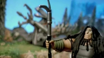 How To Train Your Dragon 2 Power Dragon Attack Set TV Spot, 'Rescue' - Thumbnail 2