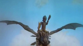 How To Train Your Dragon 2 Power Dragon Attack Set TV Spot, 'Rescue' - Thumbnail 7