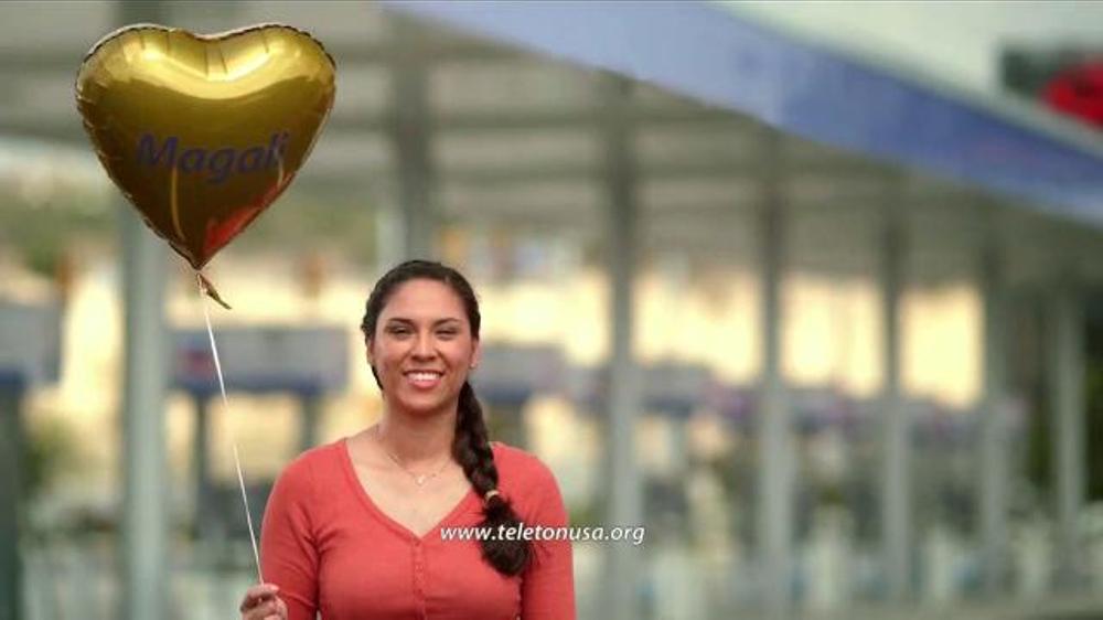 Telet??n USA TV Commercial, 'Gracias a Los Corazones'