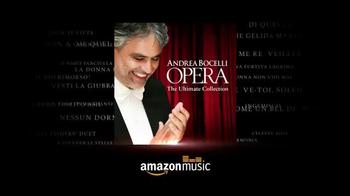 Andrea Bocelli 'Opera: The Ultimate Collection' TV Spot - Thumbnail 10