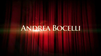 Andrea Bocelli 'Opera: The Ultimate Collection' TV Spot - Thumbnail 2