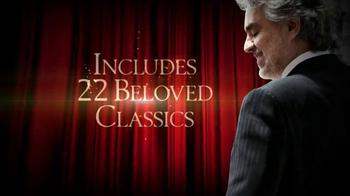 Andrea Bocelli 'Opera: The Ultimate Collection' TV Spot - Thumbnail 7