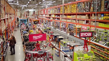 The Home Depot TV Spot, 'A Heavy Hint' - Thumbnail 2