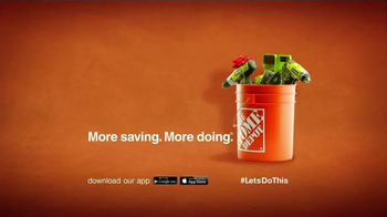 The Home Depot TV Spot, 'A Heavy Hint' - Thumbnail 7