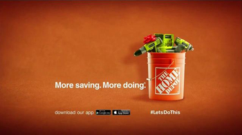The Home Depot TV Spot, 'A Heavy Hint' - Thumbnail 8