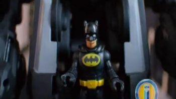 Imaginext Batbot TV Spot, 'Defeat The Joker' - 411 commercial airings