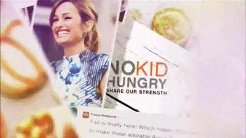 No Kid Hungry TV Spot, 'Food Network: I Wish' - Thumbnail 1