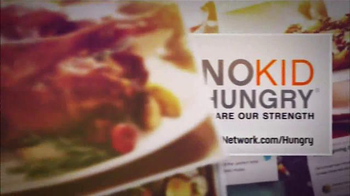 No Kid Hungry TV Spot, 'Food Network: I Wish' - Thumbnail 10