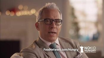 No Kid Hungry TV Spot, 'Food Network: I Wish' - Thumbnail 5
