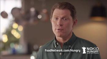 No Kid Hungry TV Spot, 'Food Network: I Wish' - Thumbnail 7