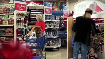 PetSmart TV Spot, 'Cute Ugly Sweater' Feat. Martha Stewart, Bret Michaels - Thumbnail 1