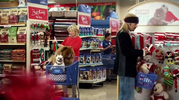 PetSmart TV Spot, 'Cute Ugly Sweater' Feat. Martha Stewart, Bret Michaels - Thumbnail 2