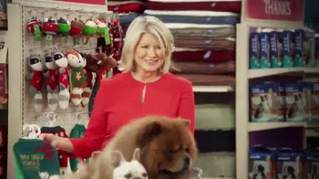 PetSmart TV Spot, 'Cute Ugly Sweater' Feat. Martha Stewart, Bret Michaels - Thumbnail 3