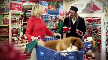 PetSmart TV Spot, 'Cute Ugly Sweater' Feat. Martha Stewart, Bret Michaels