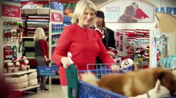 PetSmart TV Spot, 'Cute Ugly Sweater' Feat. Martha Stewart, Bret Michaels - Thumbnail 6