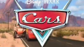 Disney Cars: Radiator Springs 500½ Action Shifters TV Spot - Thumbnail 1