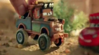Disney Cars: Radiator Springs 500½ Action Shifters TV Spot - Thumbnail 2