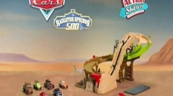 Disney Cars: Radiator Springs 500½ Action Shifters TV Spot - Thumbnail 8