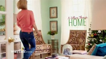 Wayfair TV Spot, 'Holiday Musical' - Thumbnail 2