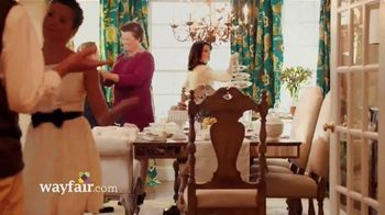 Wayfair TV Spot, 'Holiday Musical' - Thumbnail 4