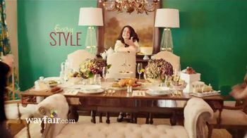 Wayfair TV Spot, 'Holiday Musical' - Thumbnail 5