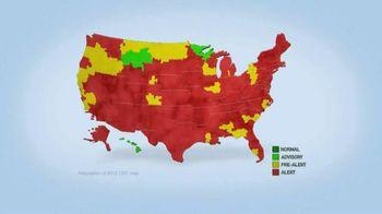 Lysol TV Spot, 'Biggest Flu Outbreak'