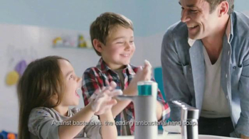 Lysol TV Spot, 'Biggest Flu Outbreak' - Thumbnail 6