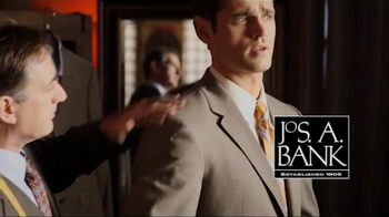 JoS. A. Bank TV Spot, 'November: Vet's Day BOG3 Suit, Sportcoat, Outerwear' - Thumbnail 1