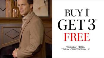 JoS. A. Bank TV Spot, 'November: Vet's Day BOG3 Suit, Sportcoat, Outerwear' - Thumbnail 6