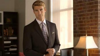 JoS. A. Bank TV Spot, 'November: Vet's Day BOG3 Suit, Sportcoat, Outerwear' - Thumbnail 9