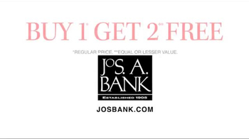 JoS. A. Bank TV Spot, 'November: Vet's Day BOG2 Store' - Thumbnail 10