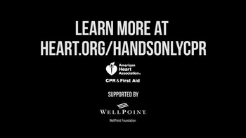 American Heart Association TV Spot, 'Hands-Only CPR Lifesaver Mash Up' - Thumbnail 7