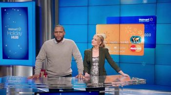 Walmart Credit Card TV Spot Featuring Anthony Anderson, Melissa Joan Hart