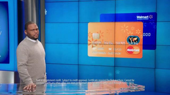Walmart Credit Card TV Spot Featuring Anthony Anderson, Melissa Joan Hart - Thumbnail 5