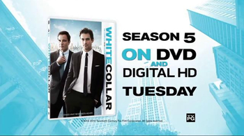 White Collar: The Complete Fifth Season DVD and Digital HD TV Spot - Thumbnail 10