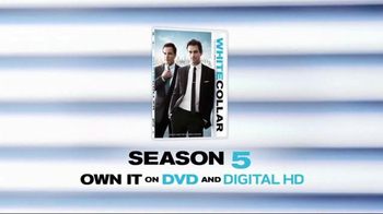 White Collar: The Complete Fifth Season DVD and Digital HD TV Spot - Thumbnail 2